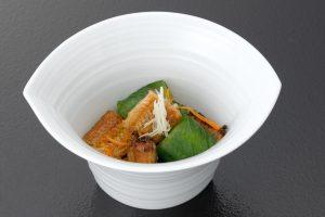うざく(鰻と胡瓜の酢の物)
